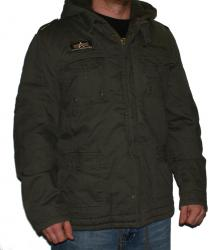 Alpha Industries ROD Winterjacke Parka 173131 olive