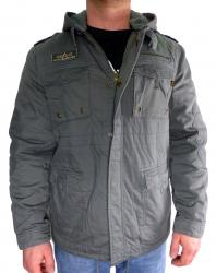 Alpha Industries ROD Winterjacke Parka 173131 grau