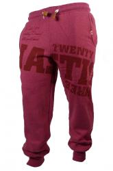 Label 23 Jogger Damen Gymnastic rot