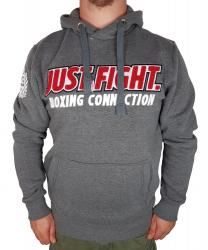 Label 23 Sweatshirt Pullover Just Fight