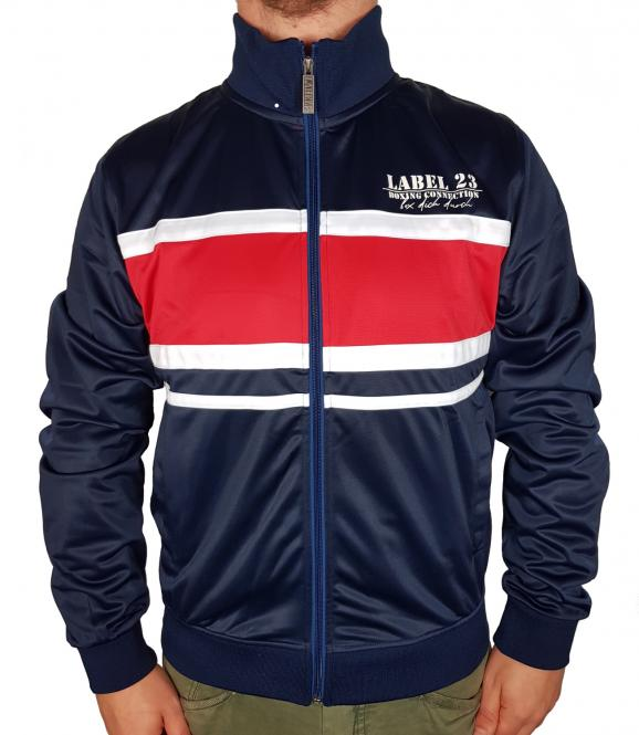 Label 23 Trainingsjacke TS navy